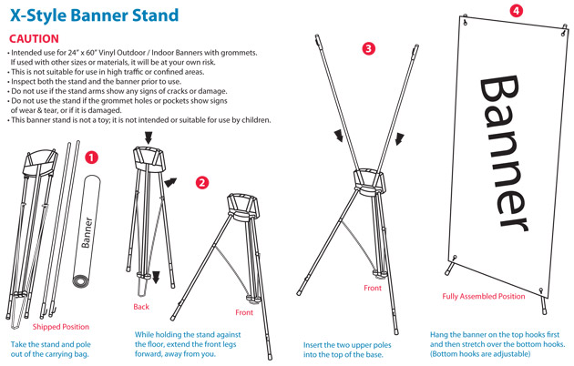 X-stand-New